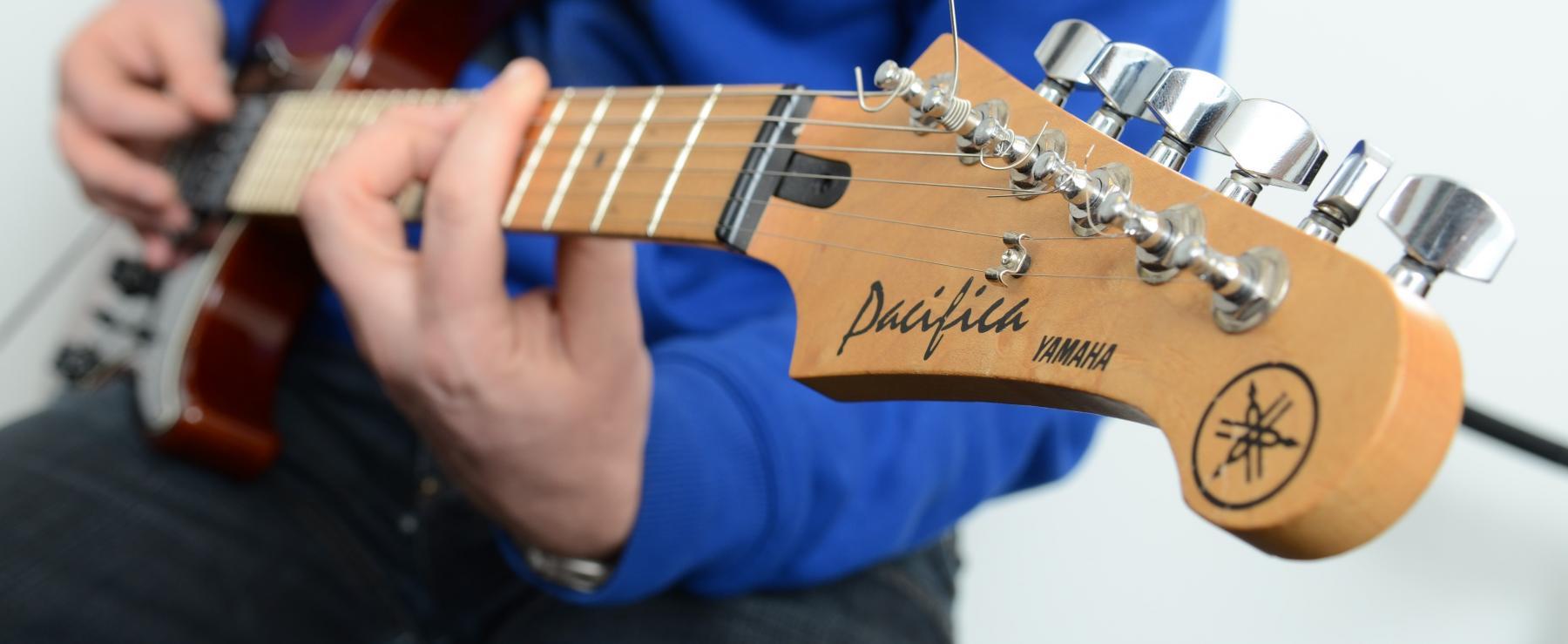 PMC Gitara elektryczna/                           Guitar Encounters