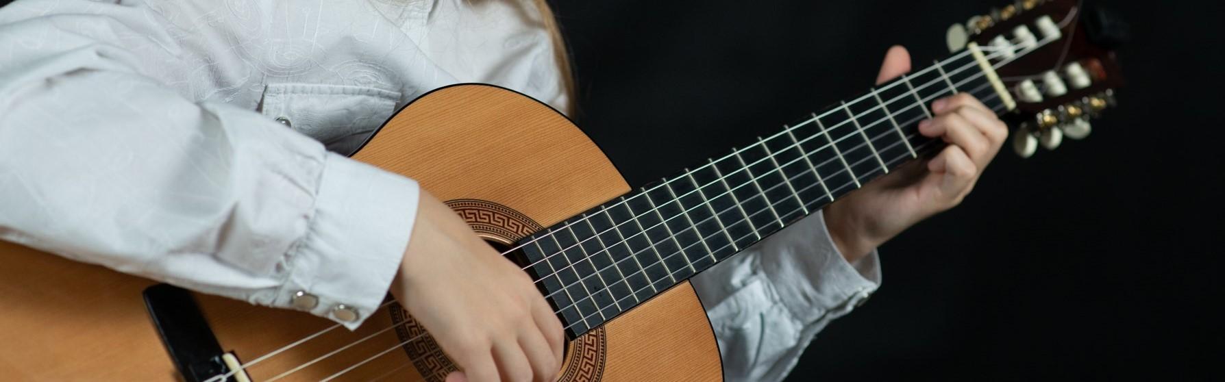 YAMAHA Guitar Course (gitara klasyczna od 8. r.ż.)